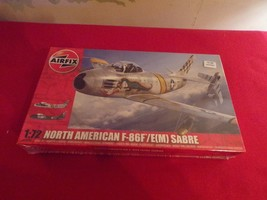Airfix 1:72 North American F-86F/E(M)Sabre Model Kit-Unopened - $21.78
