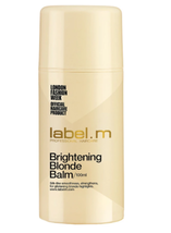 label.m Brightening Blonde Balm, 100ml