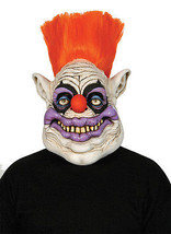 Fatso Killer Klowns from outer space Movie Mask Halloween Adult Costume - $83.79