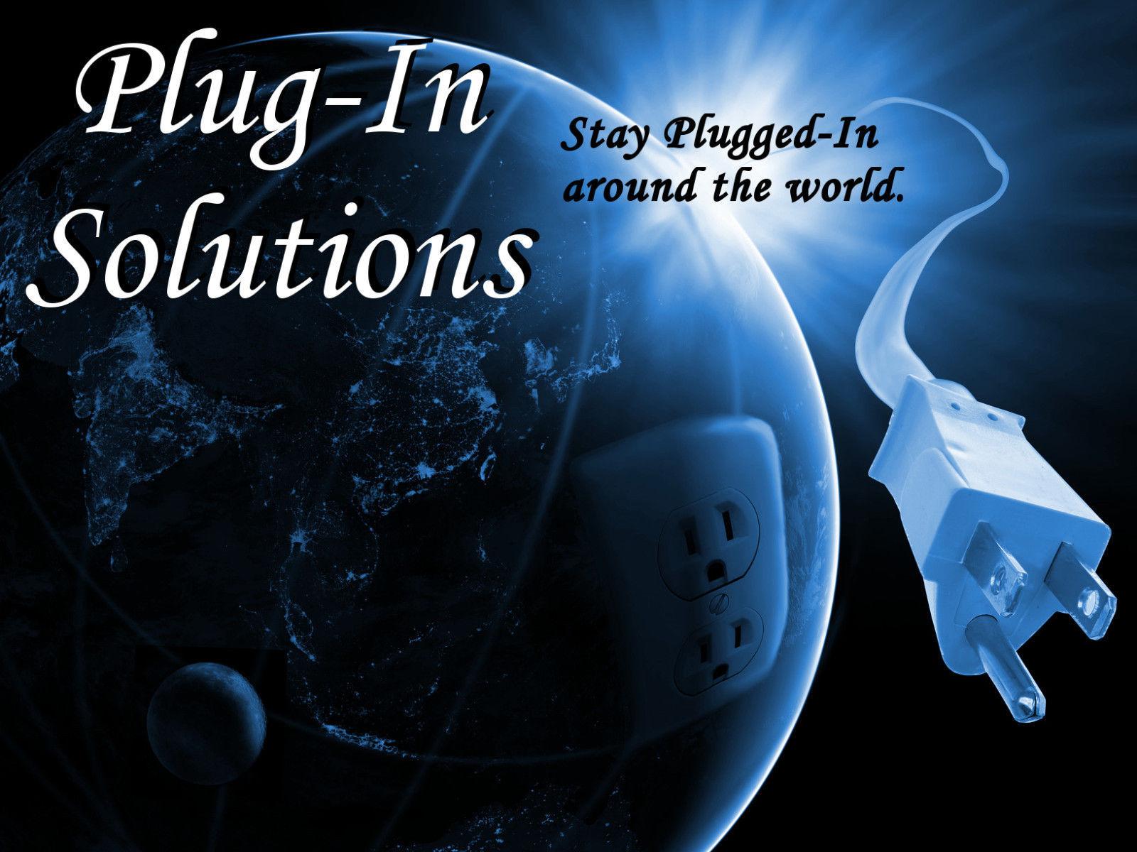Us To Vietnam South Korea Travel Adapter Plug Universal