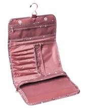 Sonia Kashuk Broken Houndstooth Hanging Organizer Valet Cosmetic Make Up Bag