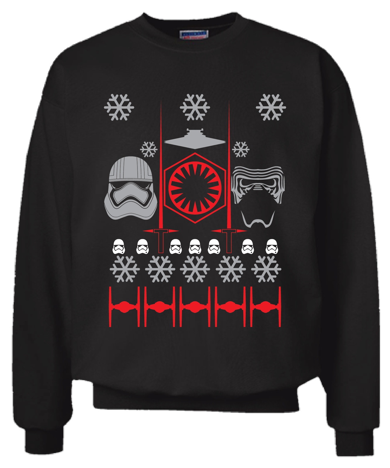 First order christmas sweater