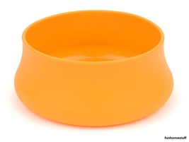 48 oz Tangerine Pet Squishy Bowl for Dog, Cat, Dogs, Cats, Pets or Trave... - $24.95