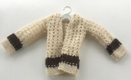 Barbie Sindy Shillman Tressy Clone Doll Knit Sweater Cardigan - $14.16