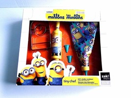 NEW Minions Tiny Chef Lets Make Cookies Set Universal Studios Factory Sealed - $13.81