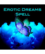 MOTHER ELVA'S Ultra Powerful EROTIC DREAMS Spell Experience Vivid Sex Dr... - $88.88