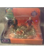 Lemax Spooky Town Halloween The Dead Reunion Zombie Grave Signature Tabl... - $17.99