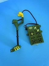 "2001 Lanard for 12"" GI Joe Bomb Dectector, Lights & Makes Sounds, Working - $9.99"