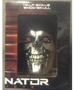 Terminator Genisys Half Scale Endo Skull Replic... - $7.99