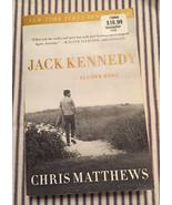 SC book Jack Kennedy Elusive Hero by Chris Matthews JFK biography - $2.00