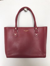 Kate Spade Red Leather Handbag - $220.00