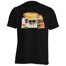 Hot Dog Van Vintage Men's T-Shirt/Tank Top p410m - $12.02+