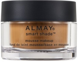 Almay Smart Shade Mousse Makeup, Medium/deep [400] 0.7 Oz (2 Pack) - $27.68