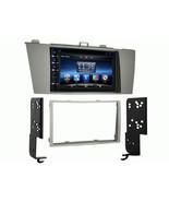 Touch Screen Bluetooth GPS Navigation Radio For Toyota Solara 2004-2008 - $494.99