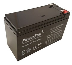 12V 7AH  SLA Battery for General Power GPS5006 General Scanning R15 PORT... - $18.48