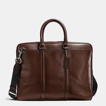 Coach Mens Metropolitan Black Antique Nickel/Ma... - $699.99