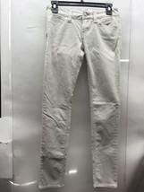 Mavi Women's Skinny White Jeans Size 25/30 - Z554 - $19.00