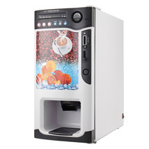 Vending Coffee Machine with 3 Hot and 3 Cold Drinks Selections Coin Acce... - $1,014.30