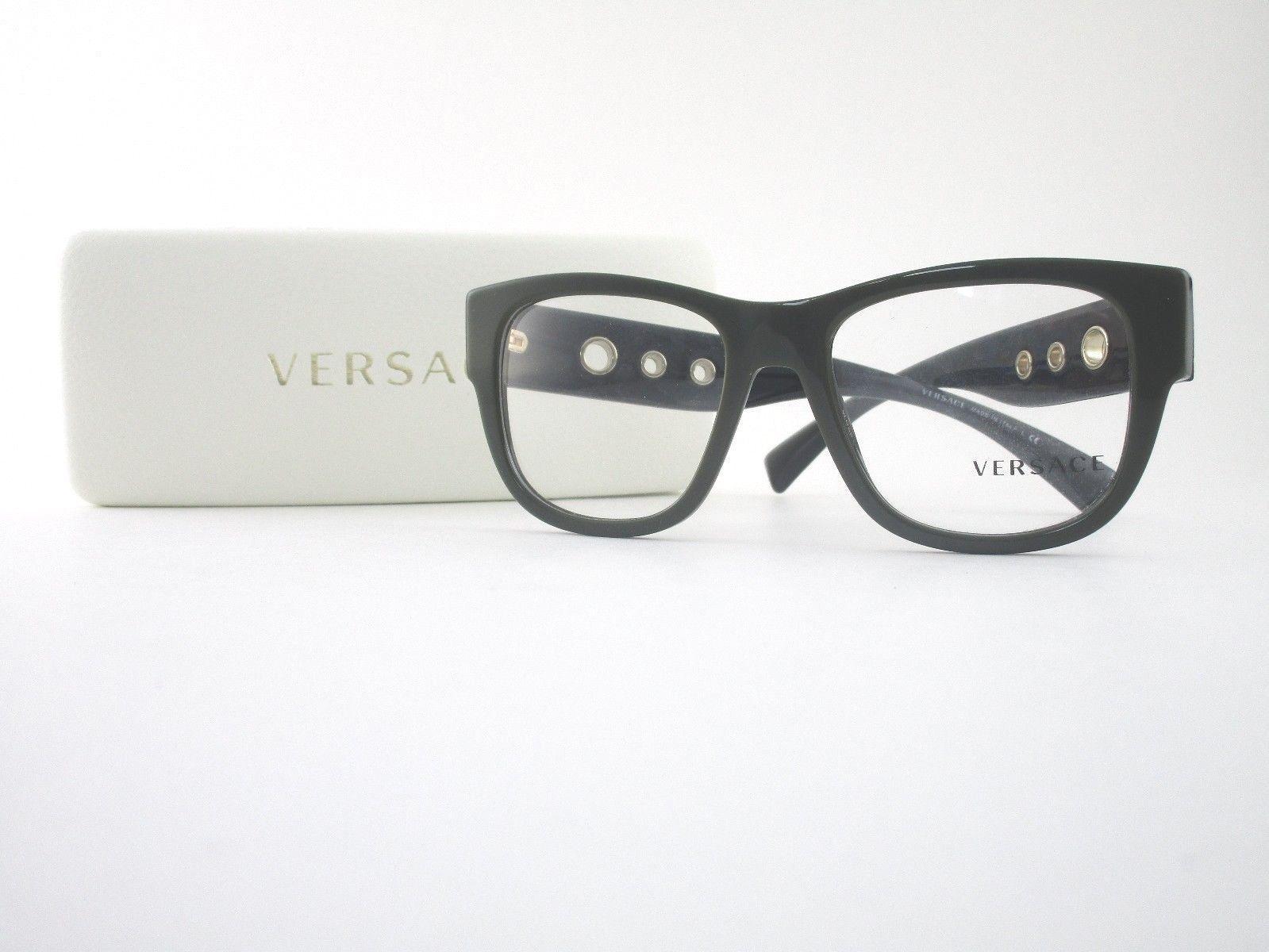 42a0df92e69 Versace MOD3230 5193 Optical Frame Bold Dark and 19 similar items