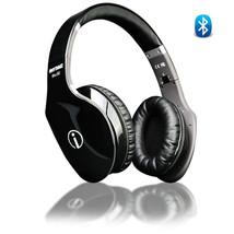 Stereo Bluetooth Wireless Headphones - Black - NEW-Rhythmz Gesture Control - $92.10
