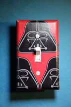 Star Wars Darth Vader Light Switch Plate Cover bedroom room home decor cave - $7.91