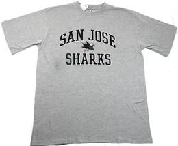 XLT San Jose Sharks Shirt Men's NHL Hockey Tee Alt Color Tall