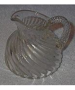 Old Vintage Swirl Press Pattern Syrup or Cream ... - $9.95