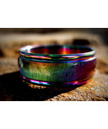 HAUNTED EXTREME POWER VIOLET FLAME RING RENEWS ... - $27.00