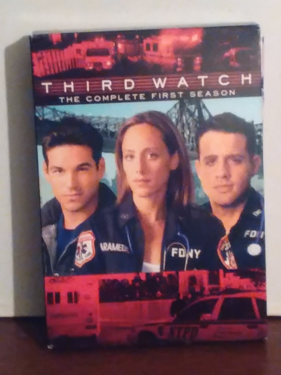Third Watch the complete first season DVD