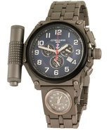 Russian Marine Corps Military Chronograph Titanium Watch Elite Special F... - $2,851.80
