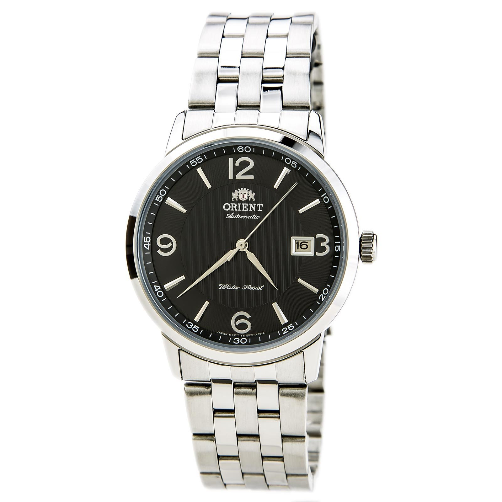 Primary image for Orient ER2700BB Men's Symphony Automatic Textured Black Dial Stainless Steel ...