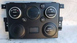 06 Suzuki Grand Vitara Air AC Heater Climate Control Panel 39510-67JP0-CAT