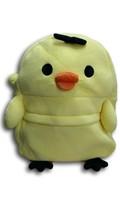 Rilakkuma Brown Bear Chicken Furry Plush HandBag Backpack Bag School Bag... - €12,26 EUR