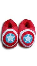 Marvel Avenger Captain America Shield Cute Kawaii Cosplay Adult Plush Ra... - €9,63 EUR