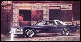 1975 Buick Prestige Brochure, Riviera, 225! - $5.45