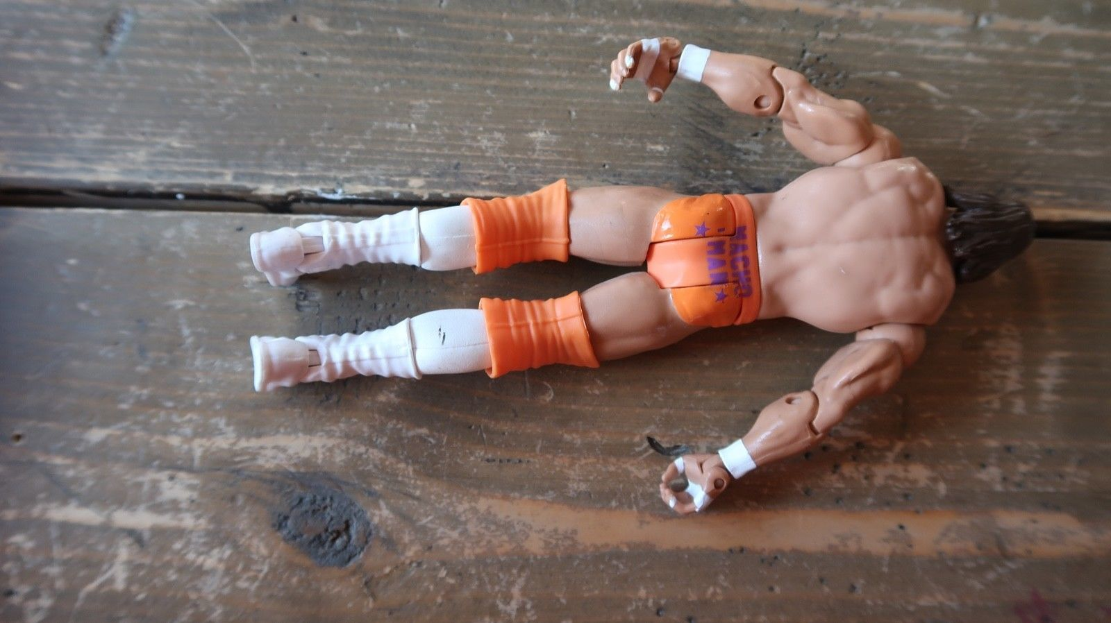 Mattel WWE Loose Wrestling Figure MACHO MAN RANDY SAVAGE 2011