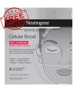 Face Mask Hydrogel Neutrogena Cellular Boost 100% 30ml 1 Mask - $23.36