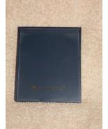 "Nuskin Travel Portable Makeup Mirror Navy Blue New 4""x4"" - $9.41"