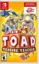 Captain Toad: Treasure Tracker Nintendo Switch Officially Licensed NEW/S... - $48.99