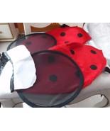 Adorable ladybug costume for a dog - $9.00