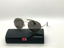 Carrera 131/S J5G Or 56-19-145 UV Protection Lunettes de Soleil/Case&cloth - $46.46