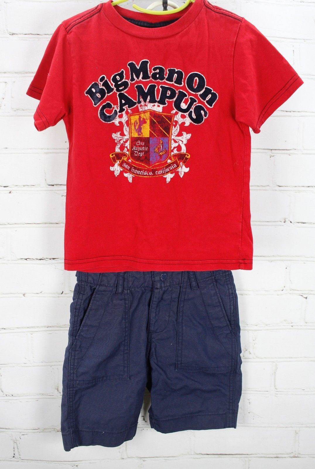 4f31ca2d4 BABY GAP Outfit Set Big Man On Campus and 24 similar items