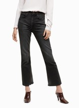 Nwt Citizens Of Humanity Estella Black Moon Ultra High Rise Ankle Flare J EAN S 31 - $142.49