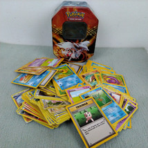 Large Mixed Lot Pokemon Trading Cards 150+ 163 Commons Uncommons Fossil ... - $20.00