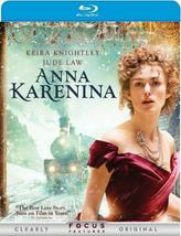 Anna Karenina [Blu-ray + DVD]