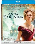 Anna Karenina [Blu-ray + DVD] - $2.95