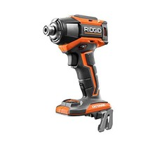 Ridgid 18-Volt OCTANE Brushless Cordless 6-Mode 1/4 in. Impact Driver Tool Only - $122.01