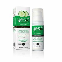 Yes To Cucumbers Daily Calming Moisturizer -- 1.7 fl oz - $10.65