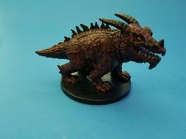 D&D Miniatures War of the Dragon Queen REDSPAWN FIREBELCHER 52/60 Dungeo... - $24.70
