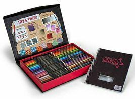Crayola Fashion Super Star Build Your Virtual Closet Set Design Scan Style w App image 7